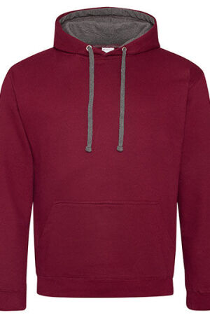 BURGUNDY.CHARCOAL (HEATHER)